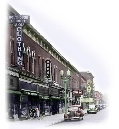 Historical Downtown