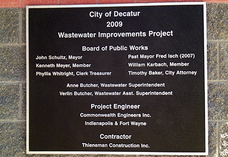 Wastewater Improvement Project